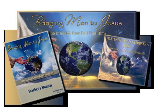 Bringing Men to Jesus: Teacher's Manual